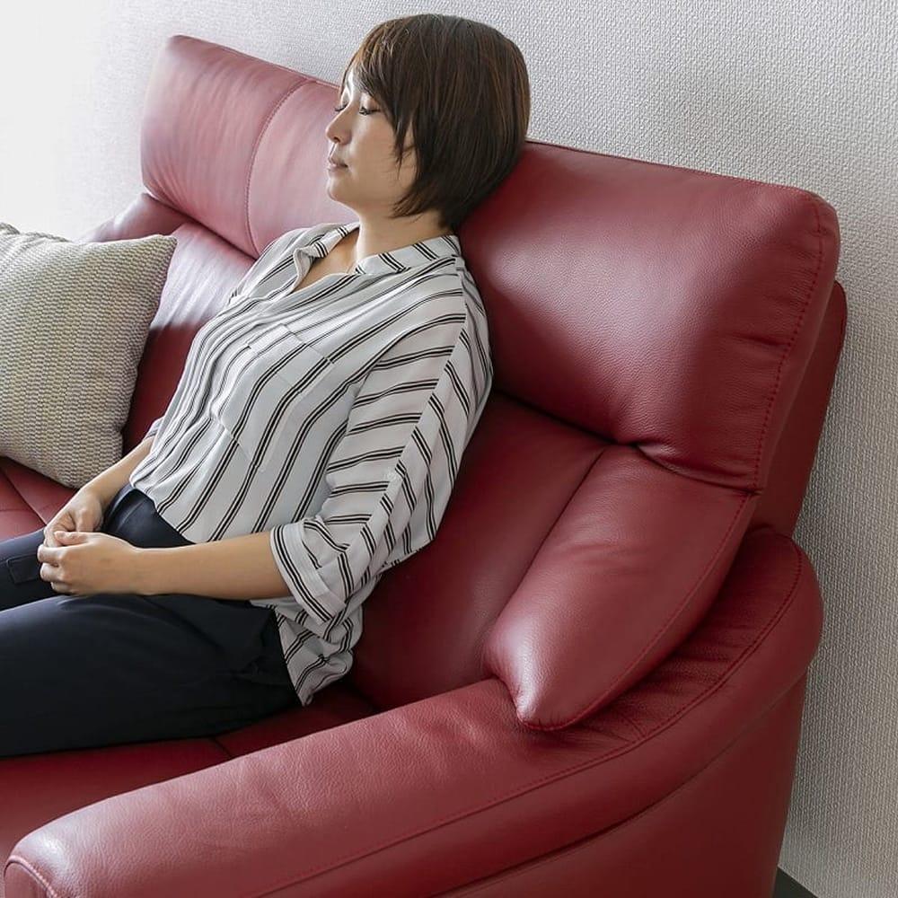 :どこに座っても快適なワケその1