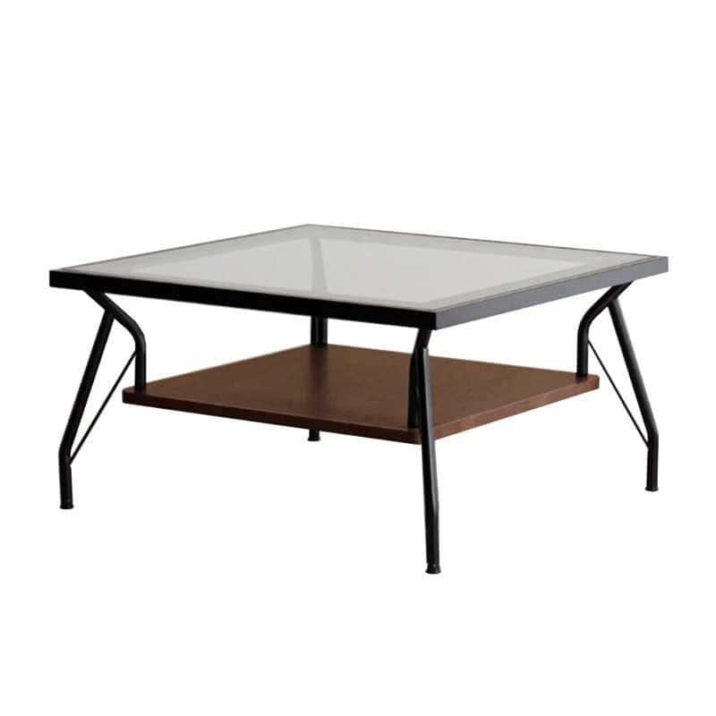 リビングテーブル メリオ70角 BR:リビングテーブル