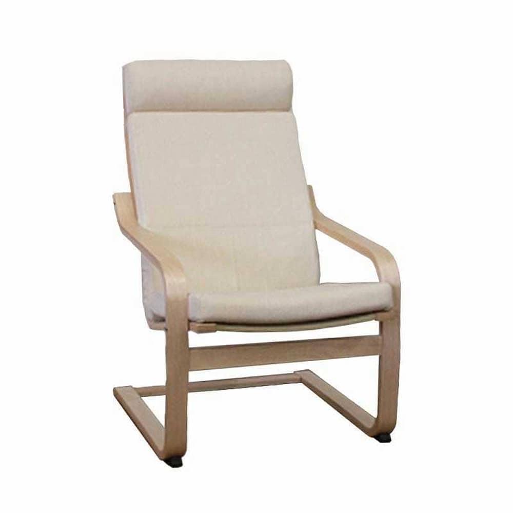 パーソナルチェア ローレル IV:ゆらゆらとロッキングする快適な座り心地です