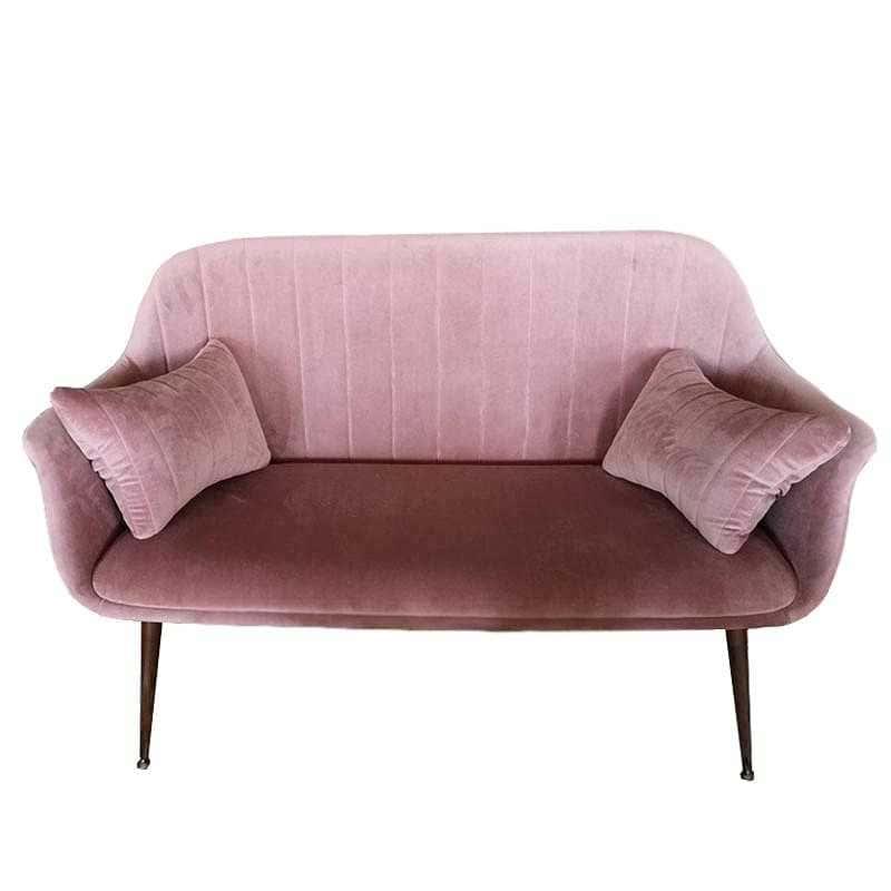 2人掛けソファー ブロム 2P PI:◆肌触りが心地よいソファー。見た目も柔らかい雰囲気です。