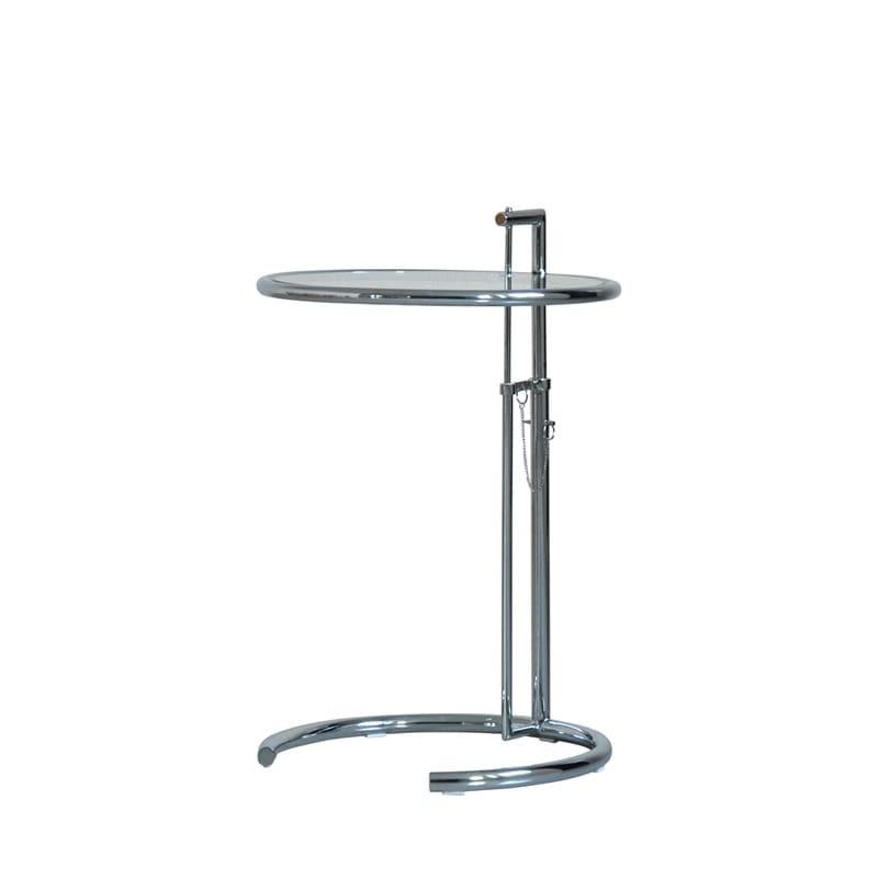 【リプロダクト】サイドテーブル アイリーングレイ:シンプルで機能性にこだわったデザイン