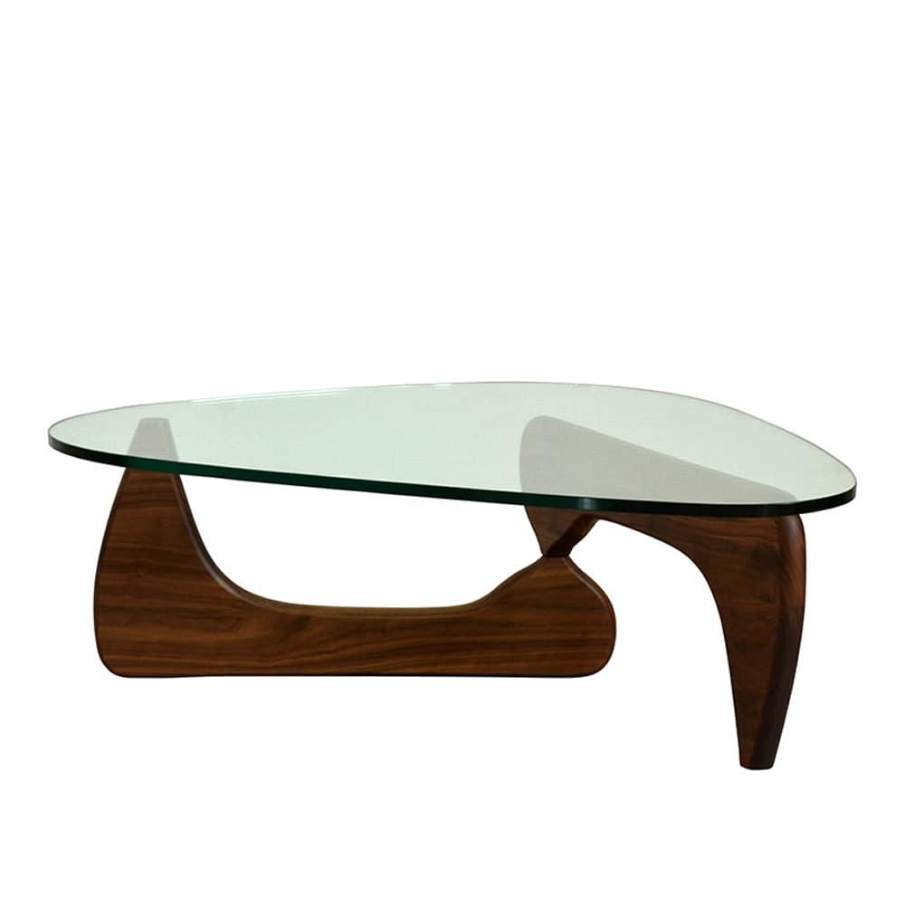 【リプロダクト】リビングテーブル ノグチテーブル WN:和モダンの代表的な商品でどんなソファたお部屋とも合わせやすい魅力あるデザイン。