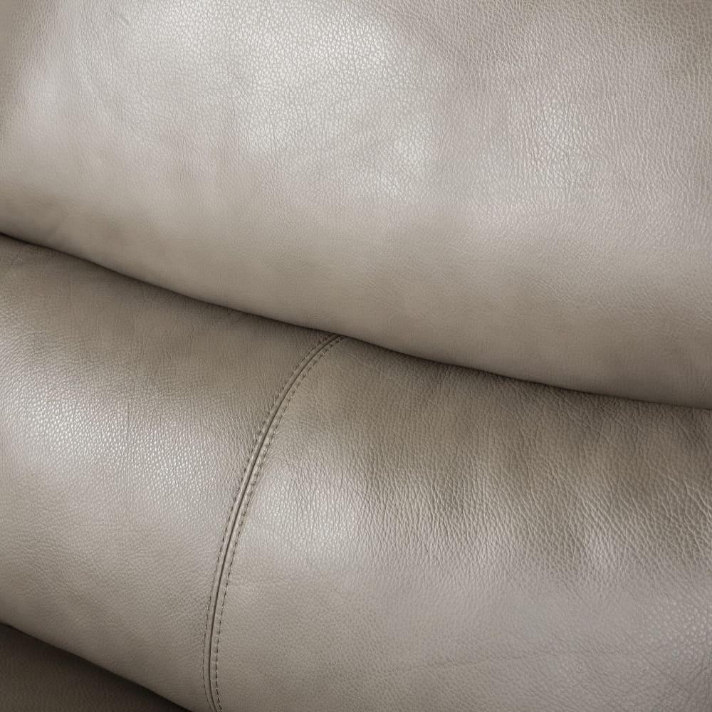 :牛皮革張りの高級感溢れる素材