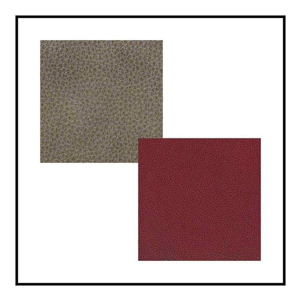 右ワンアームラブソファ16 ファッジ【ハイタイプ:座面高41cm/ハードタイプ】NSR16 HI−HD HA521(レッド):選べる張地2色