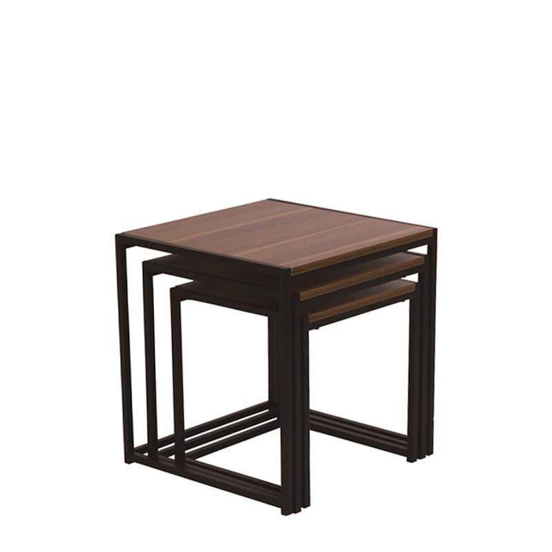 ネストテーブル ドム BR