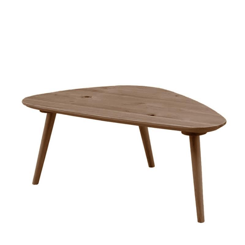 リビングテーブル 柚100センターテーブル MBR:国産ヒノキの優しさを最大限に活かしたテーブル