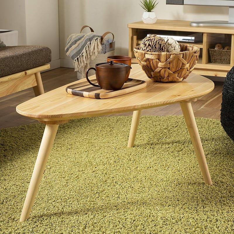 リビングテーブル 柚100センターテーブル MBR:世界にひとつだけのデザイン