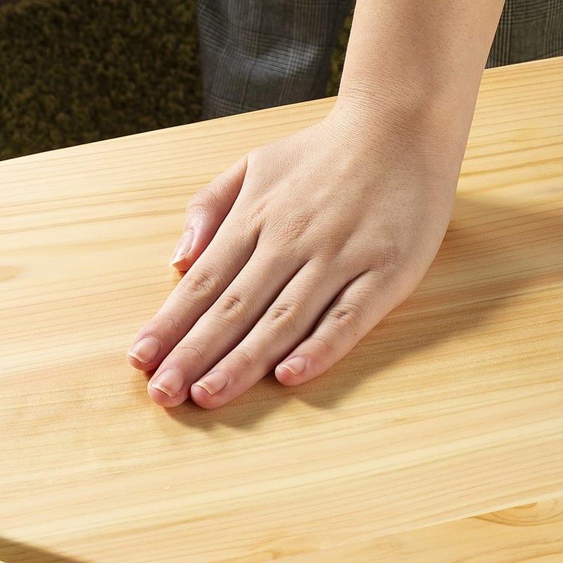 リビングテーブル 柚100センターテーブル MBR:長く使えるテーブルに