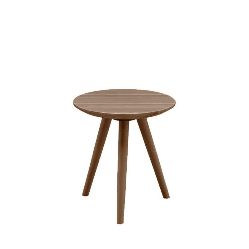 サイドテーブル 柚40サイドテーブル MBR:国産ヒノキの優しさを最大限に活かしたテーブル