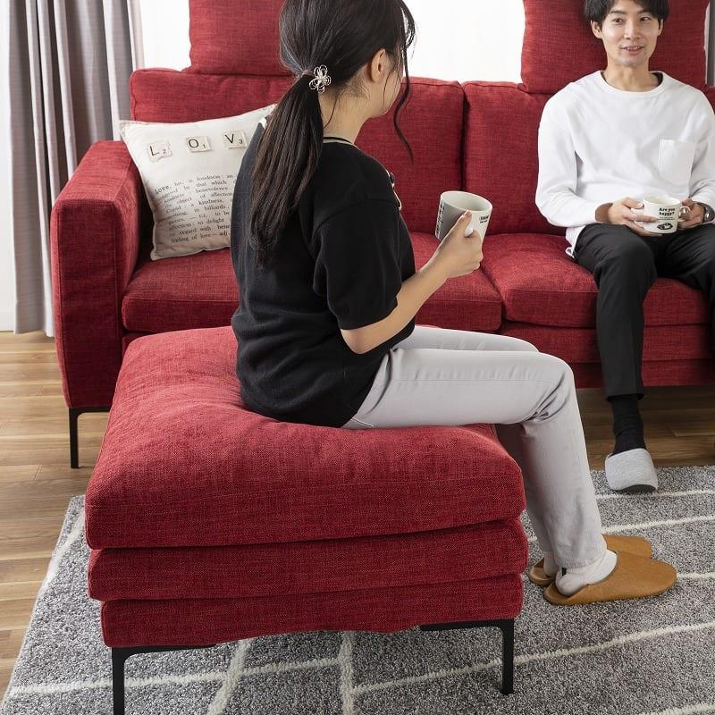 :抜群の耐久性と安定した座り心地をこの価格で