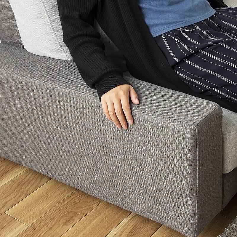 専用肘 バリー グレー:リラックスタイムをより快適な快適な空間へ。