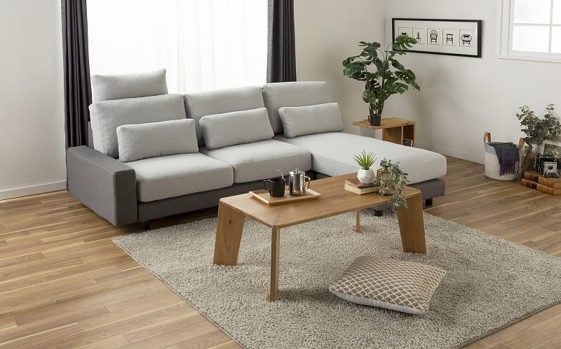 :リラックスタイムをより快適な快適な空間へ。