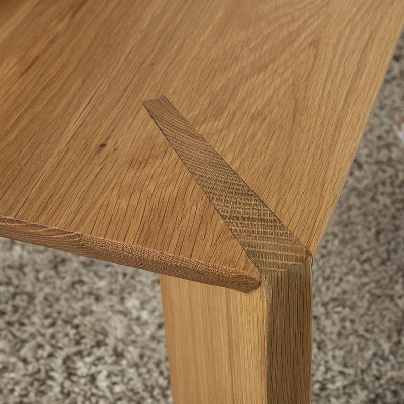 リビングテーブル ビスタ リビングテーブル120 OAK