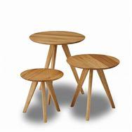 サイドテーブル トロワ�U サイドテーブル OAK
