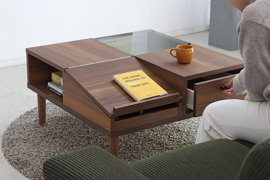 【ネット限定】 リビングテーブル エフィーノ ドレッサーテーブル