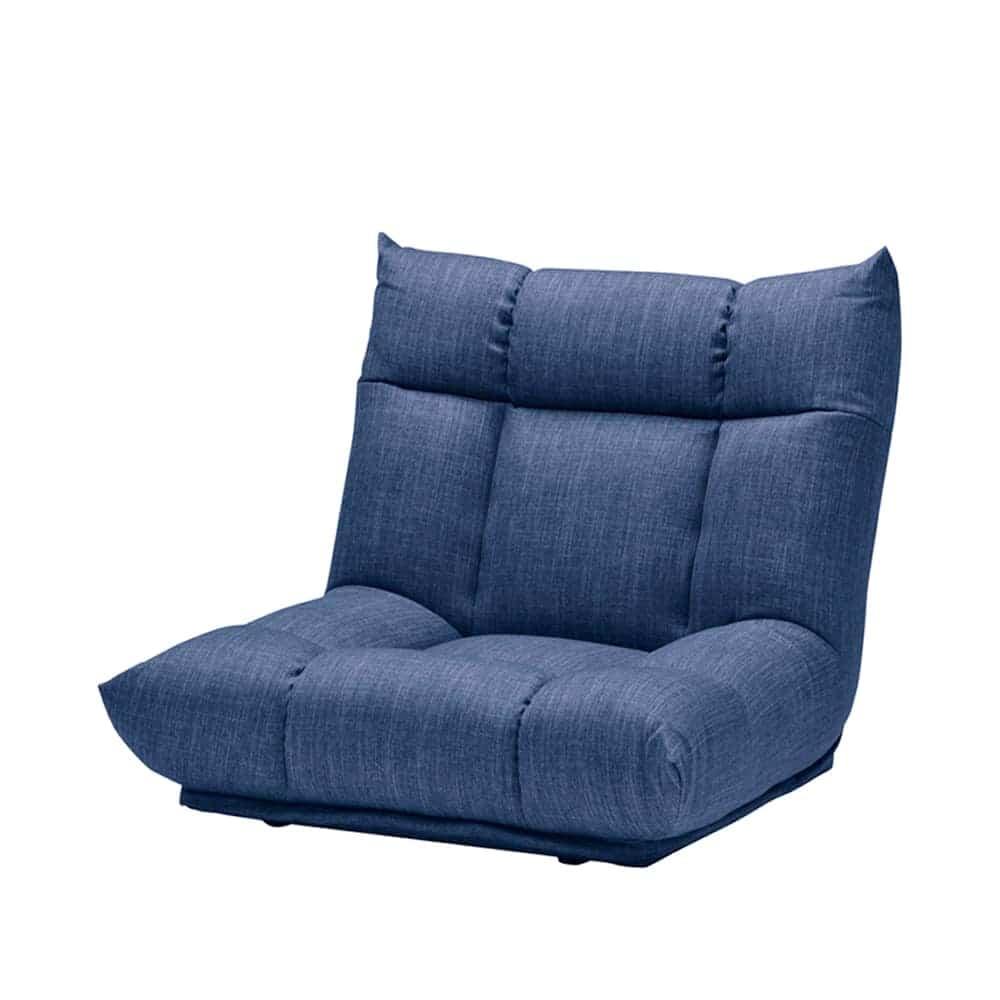 1人掛けソファ GR/レイナ ハイバック NB:身体を預けて座れるしっかりとした座り心地