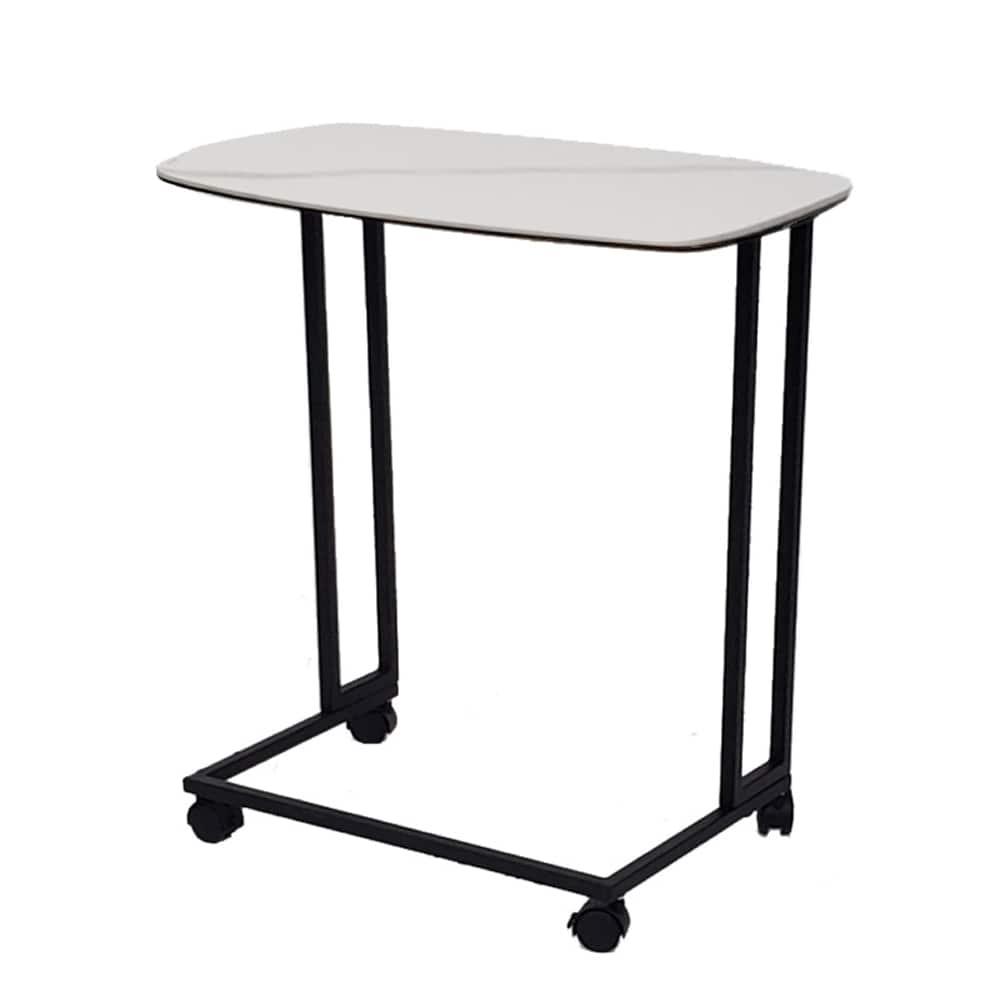 サイドテーブル ユースフル60SSRT:天板には非常に強度のあるセラミック素材を採用