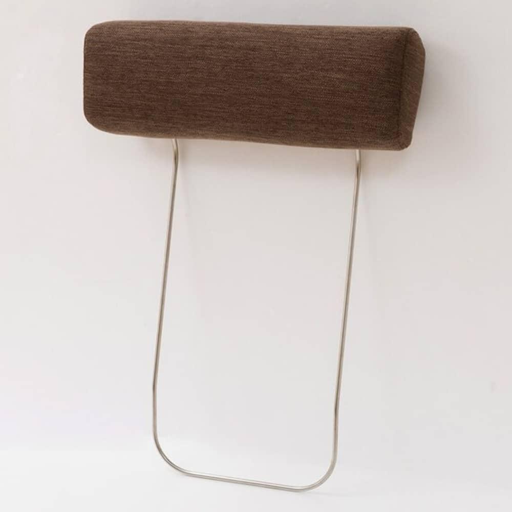 【ニトリ】 別売りヘッドレスト NポケットシリーズDR-DMO ダークモカ:ヘッドレストでよりくつろげる空間に