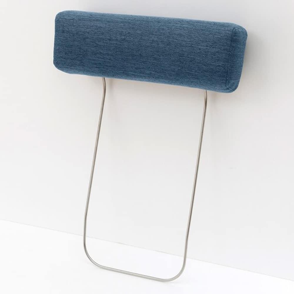 【ニトリ】 別売りヘッドレスト NポケットシリーズDR-LBL ライトブルー:ヘッドレストでよりくつろげる空間に
