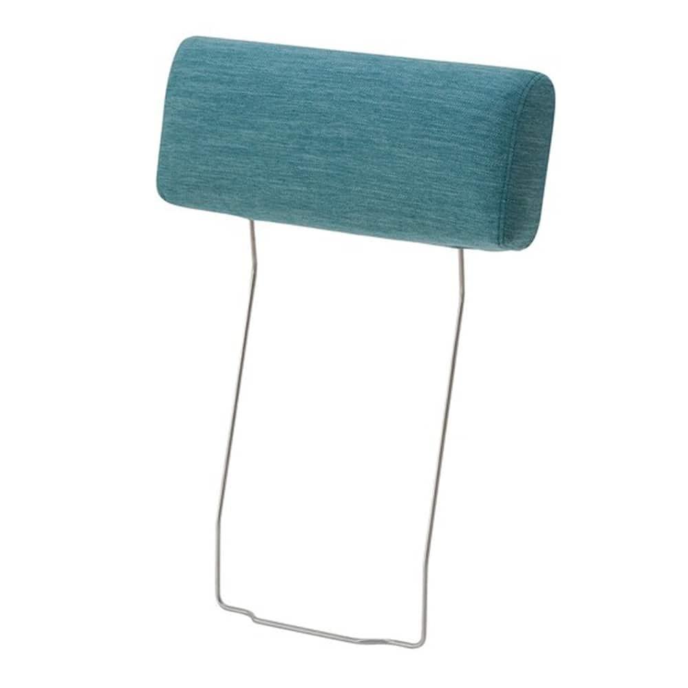 【ニトリ】 別売りヘッドレスト CA用 DR-TBL ターコイズブルー:ヘッドレストでよりくつろげる空間に