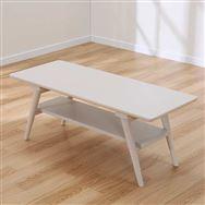 【ニトリ】 センターテーブル セーブル3 WHウォッシュ
