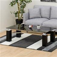 【ニトリ】 センターテーブル ニューヨーク N12060TP BK ブラック