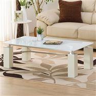 【ニトリ】 センターテーブル ニューヨーク N12060TP WH ホワイト