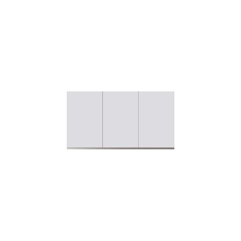 パモウナ 壁面収納 上置 CA−120U W:収納をまとめてすっきり