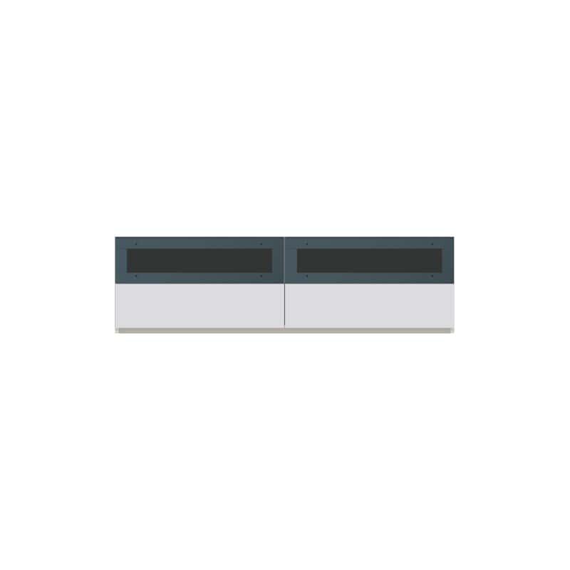パモウナ 壁面収納CA−1600 W 下台:収納をまとめてすっきり