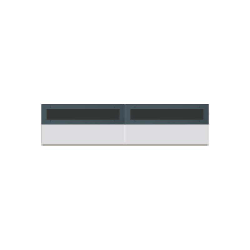 パモウナ 壁面収納CA−1803 W 下台:収納をまとめてすっきり