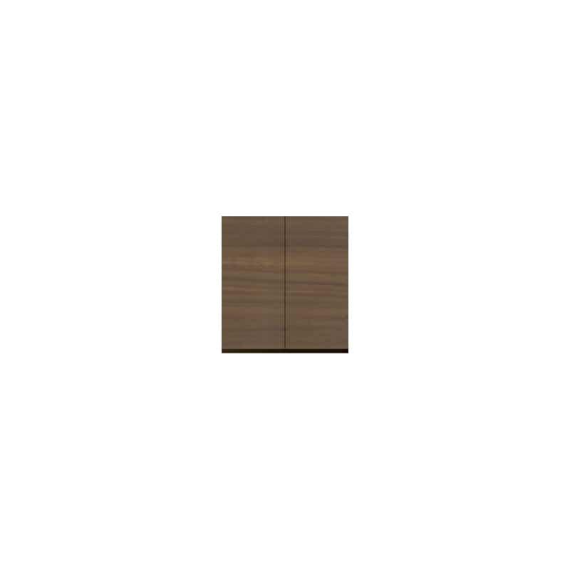 パモウナ 壁面収納 上置 CA−60U N(ウォールナット):収納をまとめてすっきり