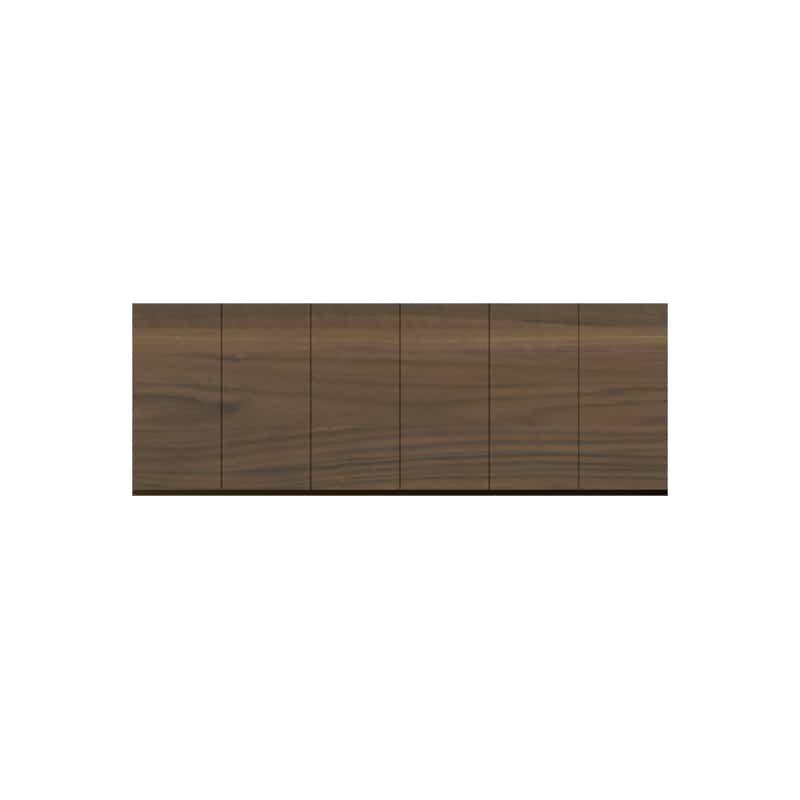 パモウナ 壁面収納 上置 CA−180U W(パールホワイト):収納をまとめてすっきり