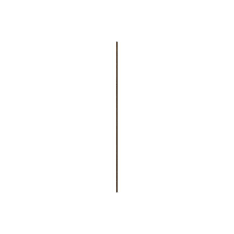 パモウナ 壁面収納CA−SPR N オプション サイド化粧パネル(上置別売)