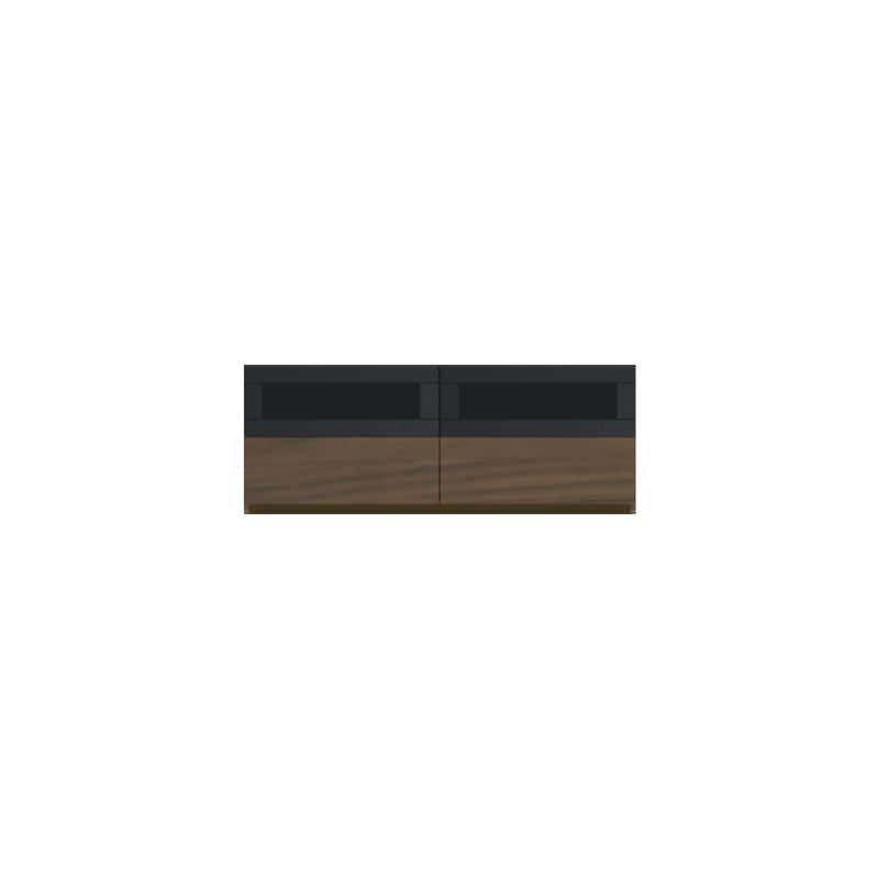 パモウナ 壁面収納CA−1200 N下台:収納をまとめてすっきり