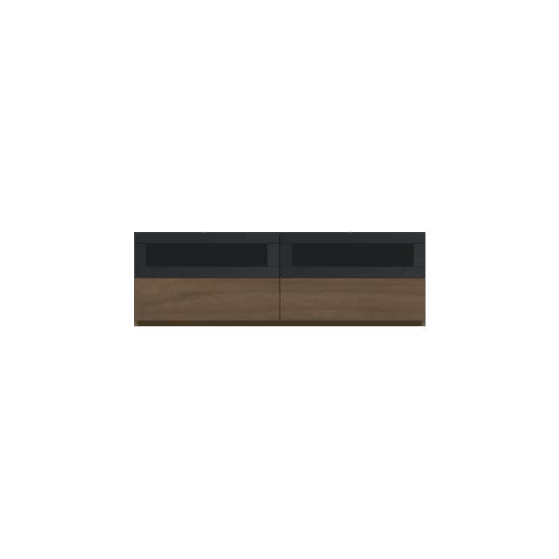 パモウナ 壁面収納CA−1400 N下台:収納をまとめてすっきり