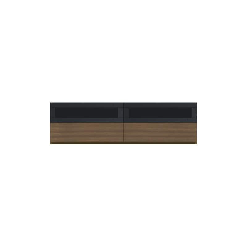 パモウナ 壁面収納CA−1600 N下台:収納をまとめてすっきり