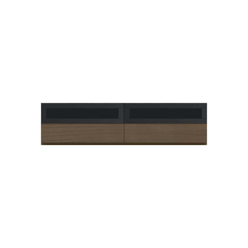 パモウナ 壁面収納CA−1803 N下台:収納をまとめてすっきり