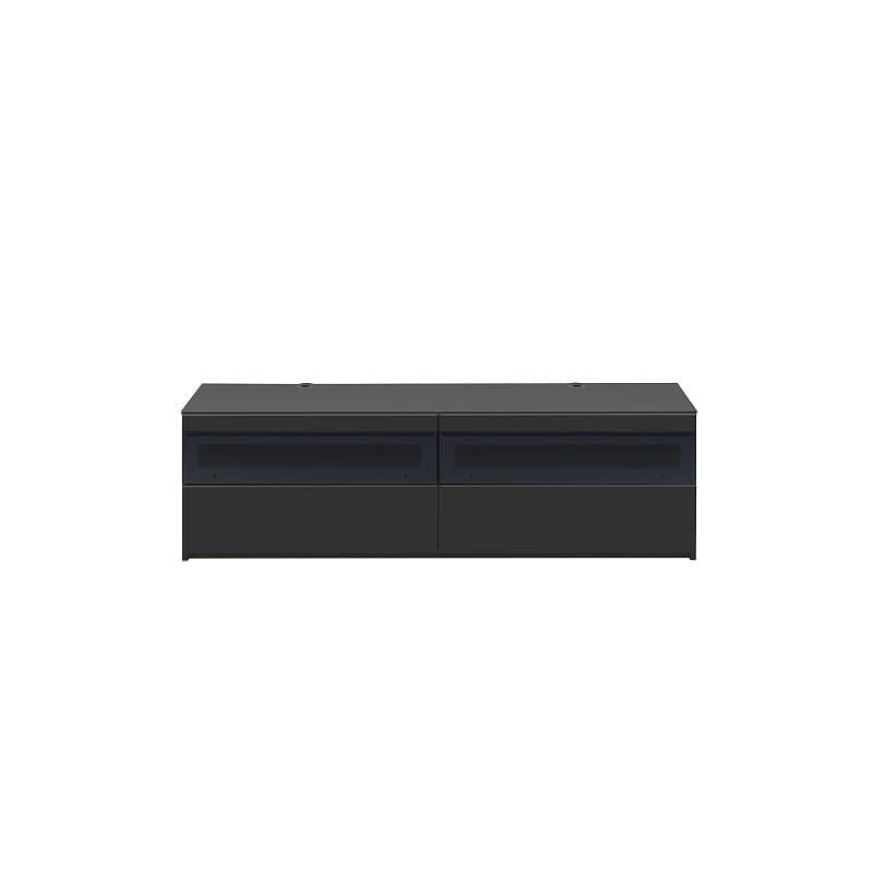 パモウナ テレビボード BW−160 Bミッドブラック