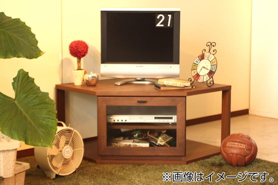 コーナーTVボード グロース 113(WO):コーナーTVボード