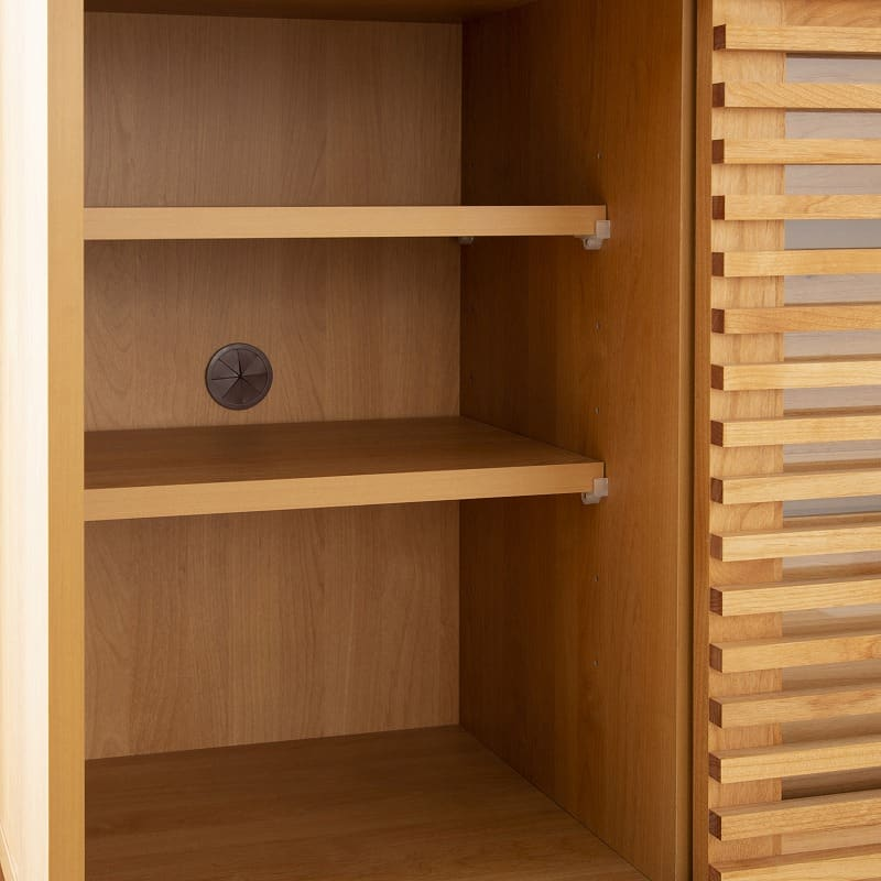 :便利な収納機能