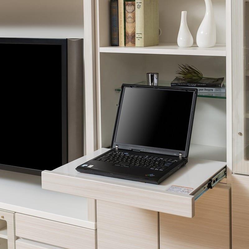 壁面TVボード リヴァ−タ 140TVB:デスクキャビネット