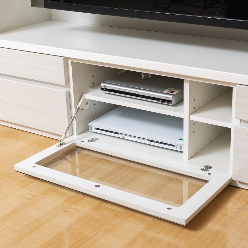 壁面TVボード リヴァ−タ 140TVB:家電収納