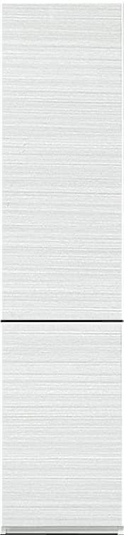 キャビネット リヴァ−タ 40CAB板戸 L:組み合わせ簡単の壁面収納
