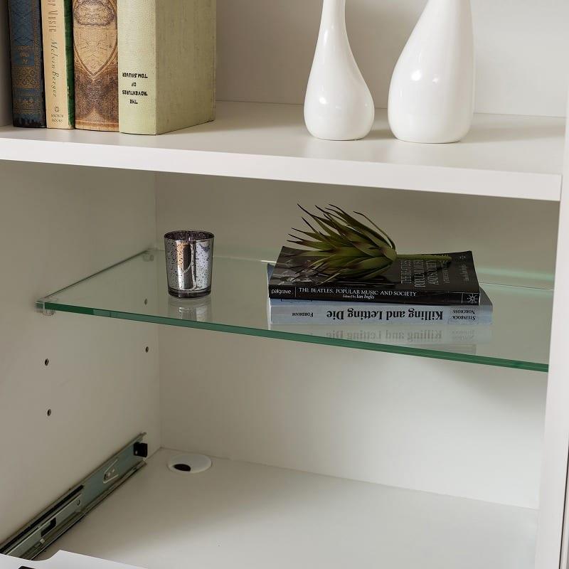 キャビネット リヴァ−タ 40CABガラス R:ガラス棚
