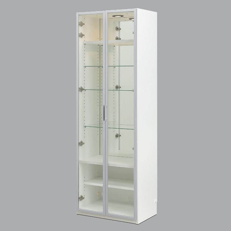 コレクションボード ヴァール幅60cm ホワイト:コレクションボード