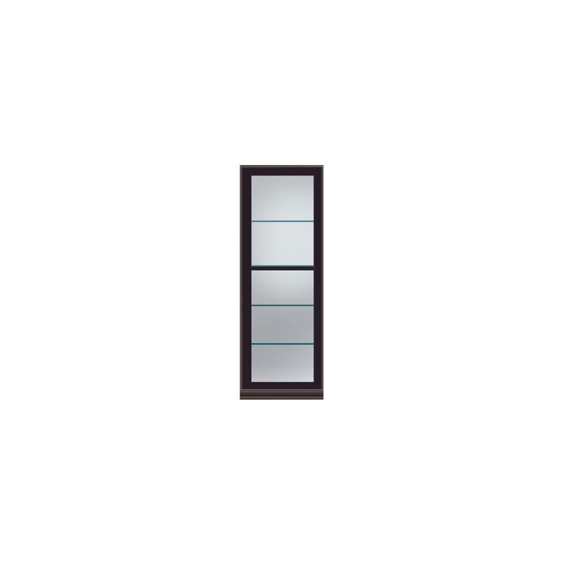 壁面収納 上台(キュリオ/左開) OV−45DL Q クラッシーオーク:壁面収納 上台(キュリオ/左開)