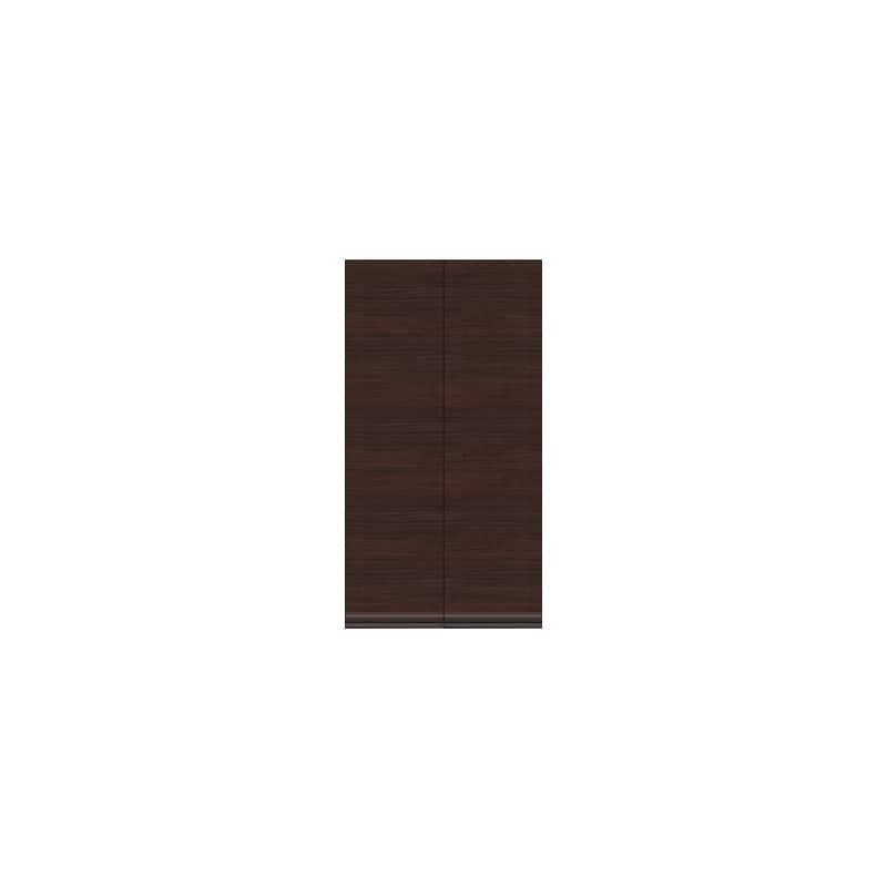 壁面収納 上台(板扉) OV−63D Q クラッシーオーク:壁面収納 上台(板扉)