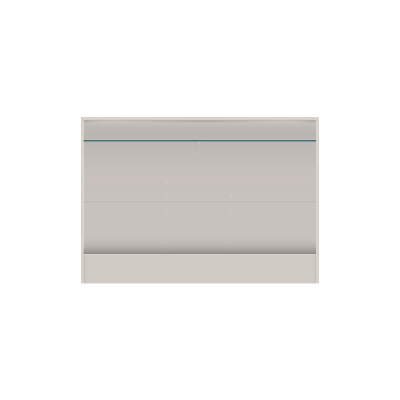 壁面収納 上台(TV) OV−160TV A シルキーアッシュ:壁面収納 上台(TV)