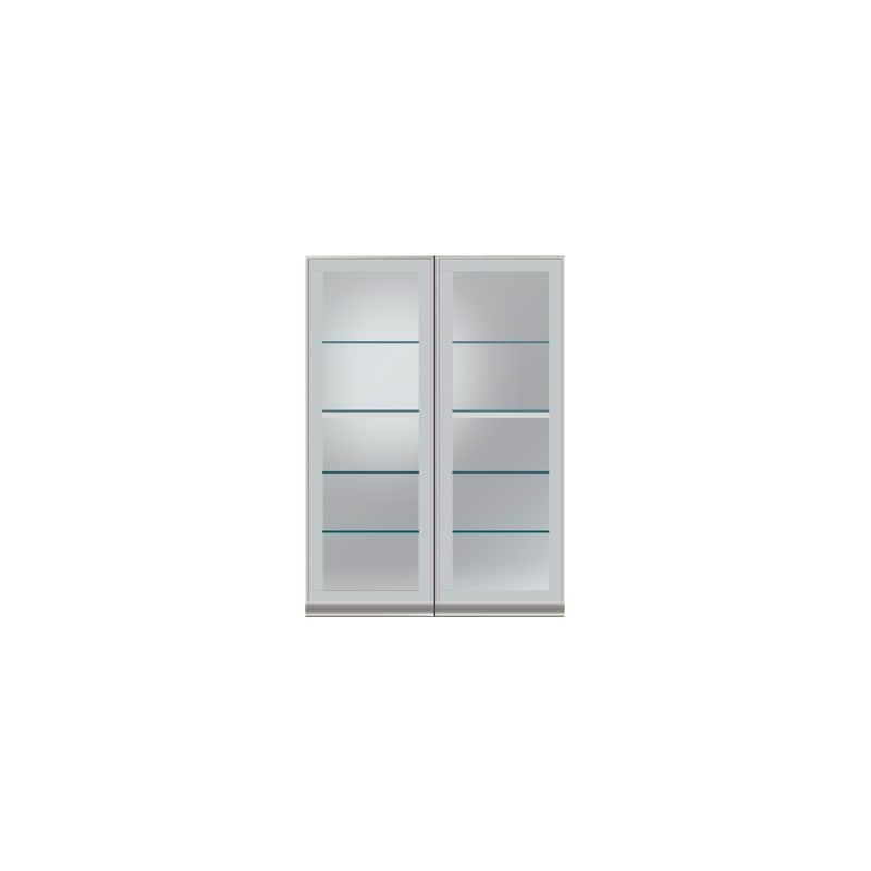 壁面収納 上台(キュリオ) OV−85D A シルキーアッシュ:壁面収納 上台(キュリオ)