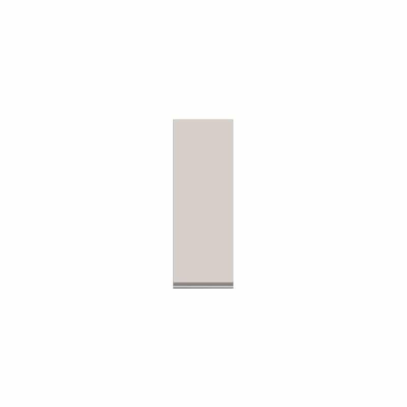 壁面収納 上台(板扉/左開) OV−43DL A シルキーアッシュ:壁面収納 上台(板扉/左開)
